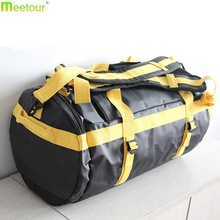 2015 hot sell sport duffels bags 500D waterproof tarpaulin duffel bags travel duffel bags