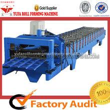 Haute qualité norme CE YUFA 840 bouclier de poussière couleur acier feuille de métal métal pliable machines