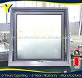 rotura de puente térmico de aluminio de la ventana y la puerta
