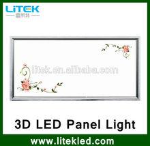 Wholesale China Factory 3D Led Wall Panels led ceiling light Led Panel Daylight
