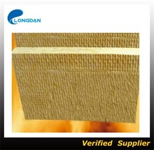 Basalt >70% thermal insulation basalt wool board rock wool price