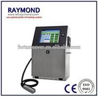 plastic bag printing machine small with high quality dot matrix printer