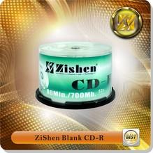Wholesale cd-r music Blank cds 700mb