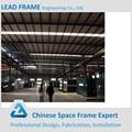 industrial de la estructura de acero prefabricados de almacén de almacenamiento cobertizos