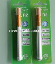 soft tip 800 puffs disposable e-cigarette 500 puff R3 disposable e shisha e-cigarette 280mAh R3 made in china