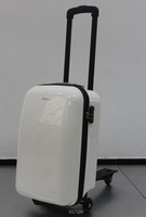 2015 new style abs trolley luggage bag and case