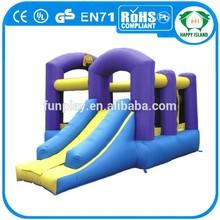 HI amusing game blow up slides,blow up pool slides,blow up slip and slide
