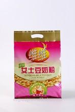 Natural nutritiva bebida saudável instantâneo leite de soja em pó para as mulheres