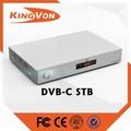 Standrad dvb-c mpeg2 hd récepteur pour la télévision par câble numérique