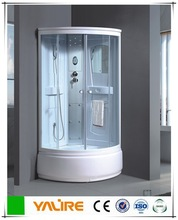 big steam shower room with whirlpool/massage pump with CE certificated