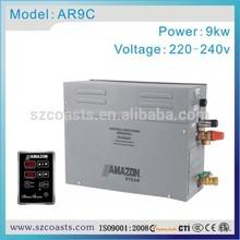 Best energy conservation steam turbine generator 9KW 220V