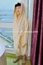 China barato fotos meninas sexo terry quimono infantil veste de banho
