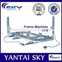 china supplier FF0 frame machine body shop