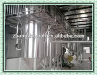 soya bean oil refinery machinery