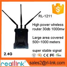 High-Power Wireless Router Module WLAN 802.11N 2.4GHZ Module 300mbps Wireless Router 2T2R 1000mw High Power Wifi Router