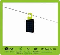 Hot sell power bank, portable 3000 mah power banks, OEM mobile solar charger