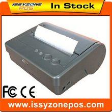 "4"" Bluetooth Pos Thermal Portable Wireless Ticket Printer IDHM03"