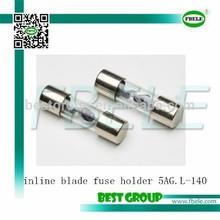 inline blade fuse holder 5AG.L-140