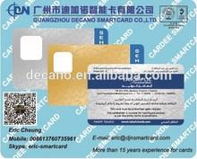 PVC membership ID card