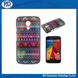 Factory Price For Motorola Moto G2 Printed Mobile Cases and Covers