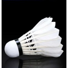 Hot Sales Brand Badminton Ball Duck Feather Shuttlecock China Tennis Ball