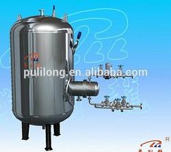 Volume stainless steel shell tube heat exchanger