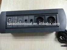 Desktop Rotation Socket Manual Operation