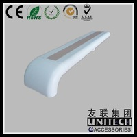 Wall Protective Plastic Handrail Cover