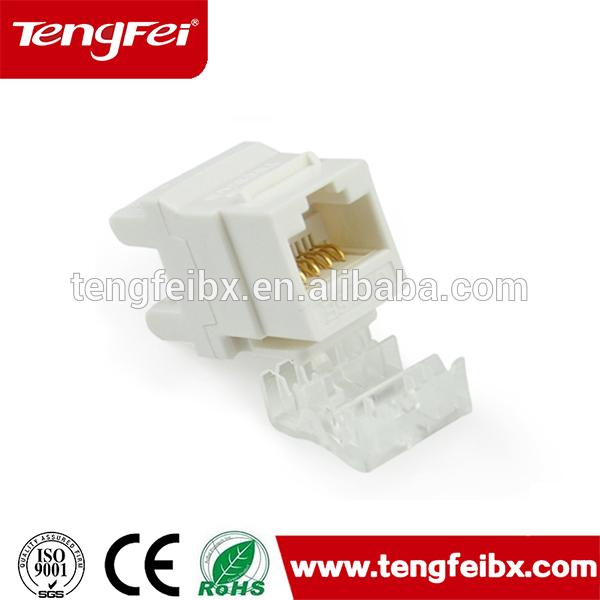 Shenzhen tedarikçisi 8P8C cat5e 180 derece utp rj45 konnektörü rj-45 modüler jak iran