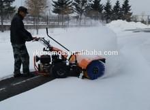 Multifunctional snow sweeper/snow blower/snow plow