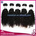 mais popular e melhor preço por atacado em estoque do cabelo afro cabelo curto brasileiro curly tecer