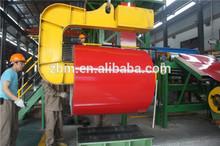 China prepainted metal steel coil spc440