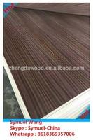 5.5mm Natural ash / beech / walnut / oak veneer hardwood / poplar core Fancy veneer Plywood Sheet