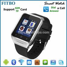 New Bluetooth WIFI SIM TF Video Play FTB21 micro sim card watch phone