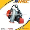 Weichai motor diesel piezas de repuesto, para wd615, weichai wp10-612600118895 piezas, turbocompresor