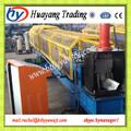 Calha de água dá forma à máquina, utilizado máquina de sarjeta, roll máquina de formação