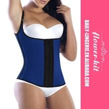 Hot Sale Sexy Lingerie Plus Size Waist Training Corset In Three Color Waist Cincher Corset