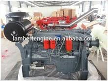 China manufacturer Marine Main Propulsion Engine 6 Cylinder Water cooled turbocharged Engine