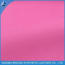 1403004-4581-4 Ningbo Bridge Free Sample Available 100 Polyester Leather Like Fabric