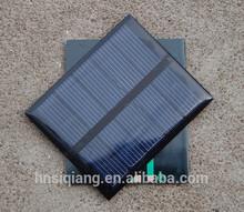 73*67mm 2v 0.5w small mono solar panel