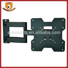 For 23-37 inches full motion articulated Medium aluminum flat screen tilt mounts