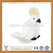 Soft Parrot Plush Toy Bird