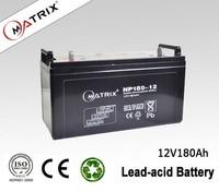 12 volta batteries for ups 180ah