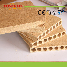Sound insulation hollow particle board/tubular chipboard for door core/wall stuffing