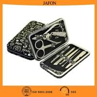 Pedicure/Manicure Set Nail Clippers Kit Case
