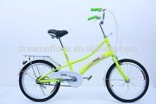 20 inch fixed gear bike/bicycle Aluminium Alloy rim mountain city bike