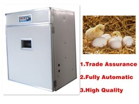 Automatic Chicken Duck Goose Quail Eggs Incubator V-352 Hatching Machine