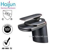 Single Handle Brass Bathroom Basin Faucet (81H19-ORB)