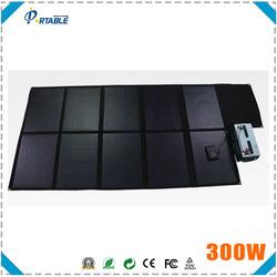 hottest selling 300W sunpower solar solar panel for big battery