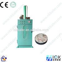 Waste Paper hydraulic compressing machine
